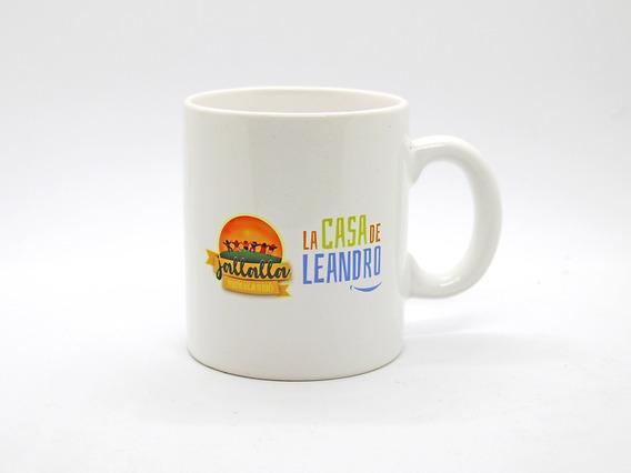 Taza Fundación Leandro Olmos