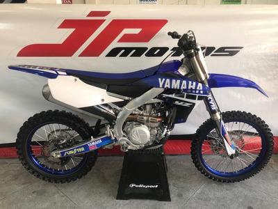 Yamaha Yz 450 2018 Azul