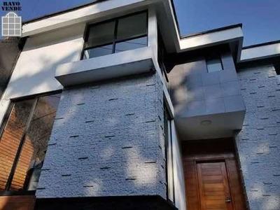 (crm-5206-648) Casa En Venta En Fraccionamiento Con Vigilancia Lomas De Las Aguilas