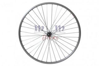 Rueda Delantera De Aluminio R26 Para Bicicleta Playera, Mtb