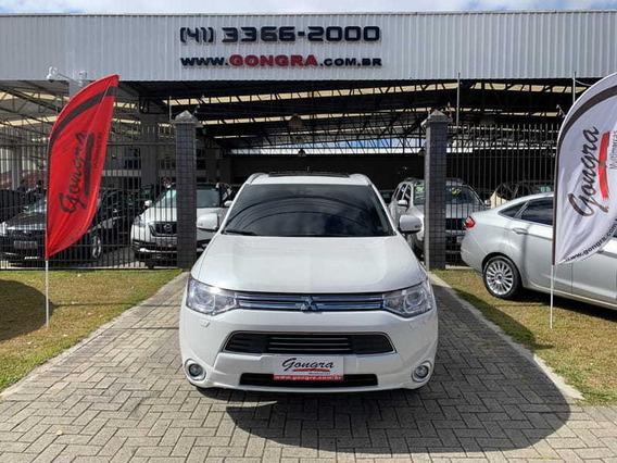 Mitsubishi Outlander Phev (hybrid) 2.0 16v 4x4 Aut