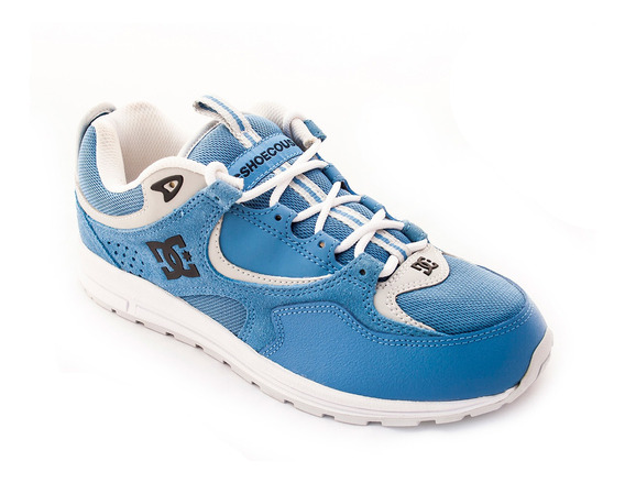 Zapatilla Training Cuero Azl/bla Kalis Lite Light Blue(lbl)