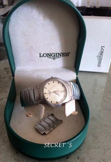 Relógio Longines Original Feminino!