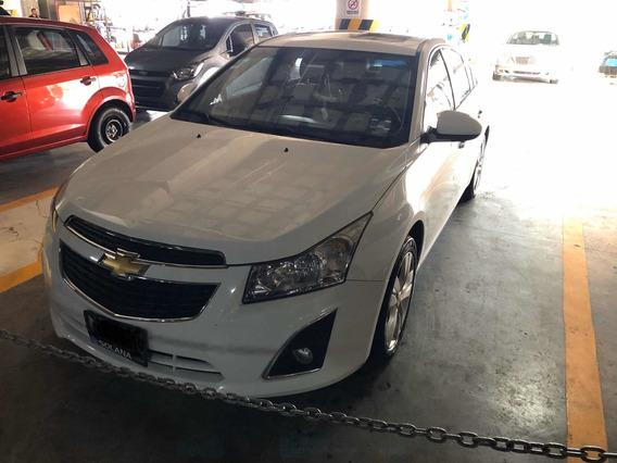 Chevrolet Cruze 1.4 Lt Aa Cd Mp3 R-17 Piel Qc Piel At 2013