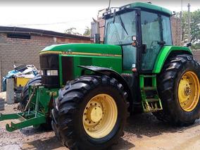 Tractor Agricola John Deere 7800 170 Hp Reciente Importación