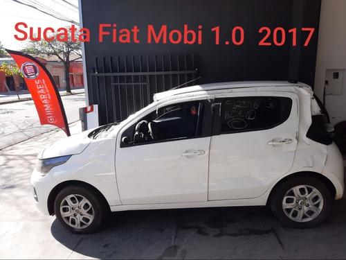 Sucata Fiat Mobi Like 2017 1.0 4 Cilindro