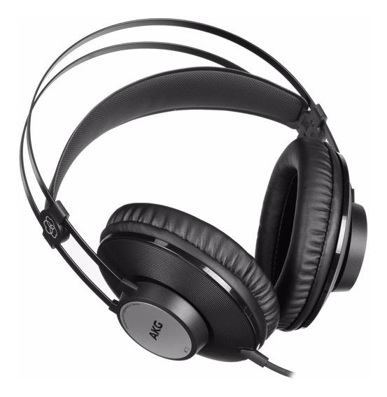 Headphone Akg Preto K72 -loja
