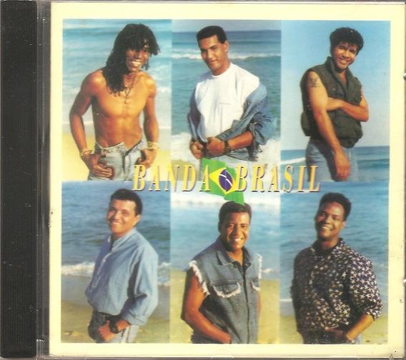 Cd Banda Brasil - Olha Pra Mim (samba Pagode) -original Novo