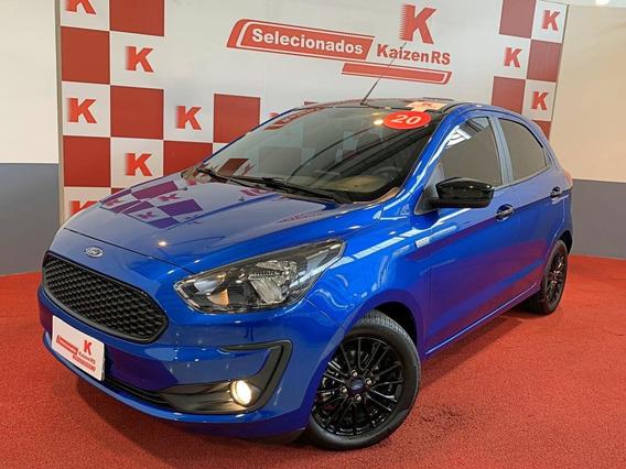 Ford Ka Ka 1.5 100 Anos Flex 5p Aut.