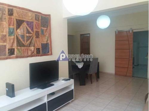 Imagem 1 de 17 de Apartamento À Venda, 3 Quartos, 1 Vaga, Copacabana - Rio De Janeiro/rj - 2181