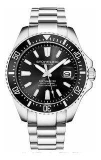 Reloj De Buceo Pro Sport Diver Stuhrling Original