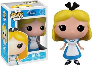 Muñeco Funko Pop Alice Disney 49