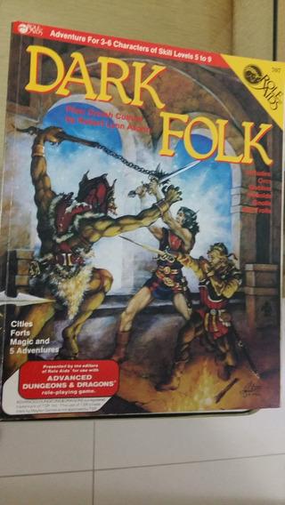 Revista Role Aids - Dark Folk