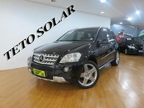 Mercedes-benz Ml350 3.0 Cdi Sport 4x4 V6 Diesel Aut C/ Teto