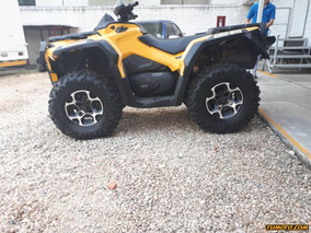 Can-am Outlander 501 Cc O Más