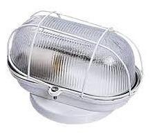 Luminária Arandela Tartaruga Alumínio Vidro Branca Ac297