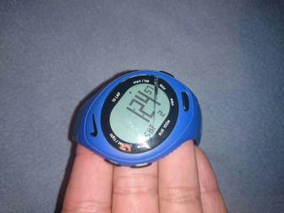 Reloj Nike Azul Con Detalle
