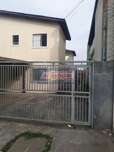 Sobrado Com 2 Dormitórios À Venda, 54 M² - Jardim Presidente Dutra - Guarulhos/sp - Ai1488