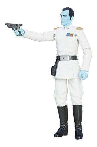 Star Wars Grand Admiral Thrawn Figura 6  Black Series Hasbro