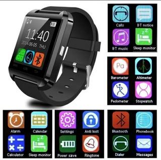 Relogio Smartwatch U8 Bluethooh Watch Phone Mate Watch