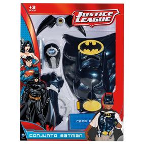 Fantasia Kit Conjunto Batman
