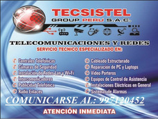 Central Telefonica Servicio Tecnico Especializado En Lima