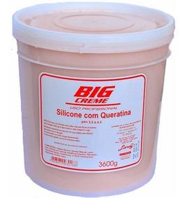 Balde Tratamento Capilar Lánoly Silicone/queratina 3,600 Kg