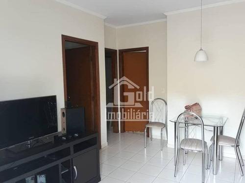 Imagem 1 de 5 de Apartamento Com 2 Dormitórios À Venda, 62 M² Por R$ 225.000,00 - Vila Seixas - Ribeirão Preto/sp - Ap4269