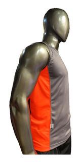 Musculosa Deportiva Dry Hombre - Tecnología Hydrowick-alfest