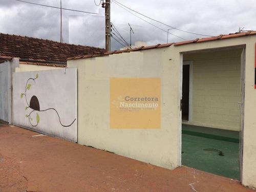 Ponto, 493 M² - Venda Por R$ 900.000,00 Ou Aluguel Por R$ 2.500,00/mês - Parque Itamarati - Jacareí/sp - Pt0040