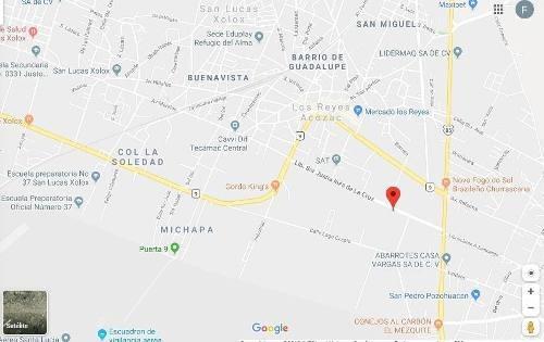 Bodega Renta Comercial O Industrial, Los Reyes A.sup. 5,695m