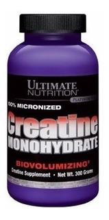 Creatina Importada Ultimate Nutrition 300g Pura Micronizad