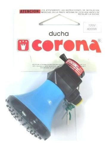 Ducha Corona Azul 120 V