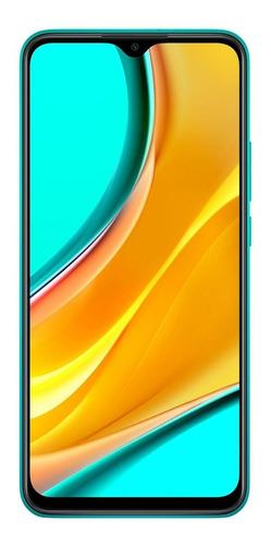 Celular Smartphone Xiaomi Redmi 9 64gb Verde - Dual Chip