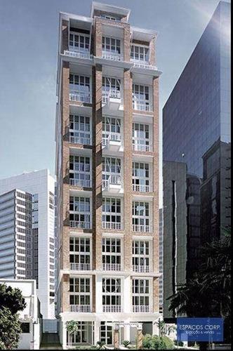 Imagem 1 de 17 de Conjunto Comercial Para Alugar, 100m² - Vila Olímpia - São Paulo/sp - Cj2455