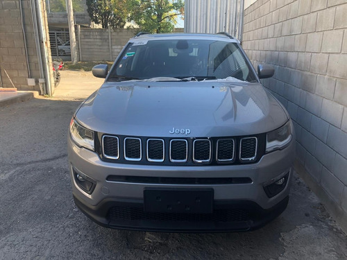 Jeep Compass 2021 2.4 Longitude