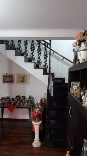 Sobrado Em Santa Teresinha, Santo André/sp De 250m² 3 Quartos À Venda Por R$ 750.000,00 - So857029
