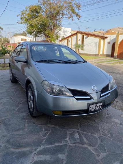 Nissan Primera 2002, 4 Cilindros