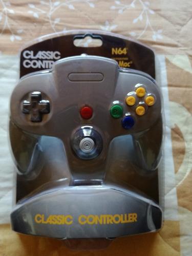 Control Estilo N64 Para Pc Raspberry Etc