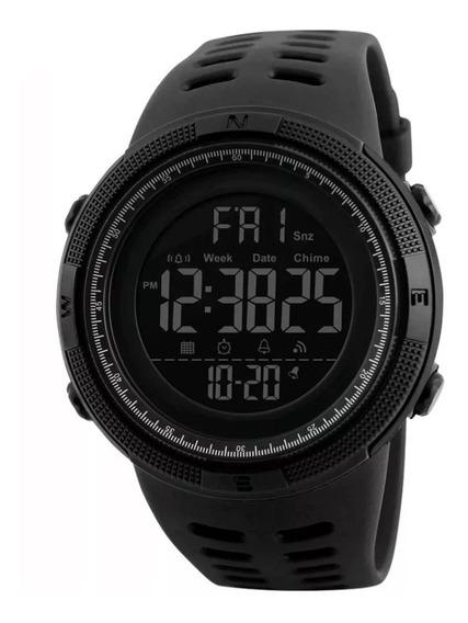 Relógio Digital Militar Skmei Conquer - 1251 Frete Grátis
