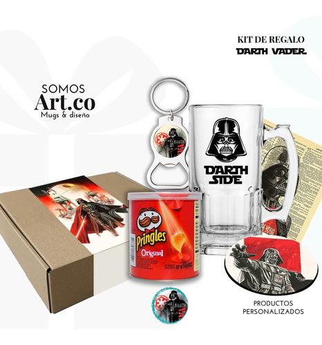 Kit De Regalo Darth Vader / Mug Darth Vader / Star Wars