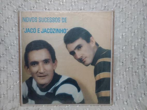 Lp Jacó & Jacozinho Nóvos Sucessos Código 03