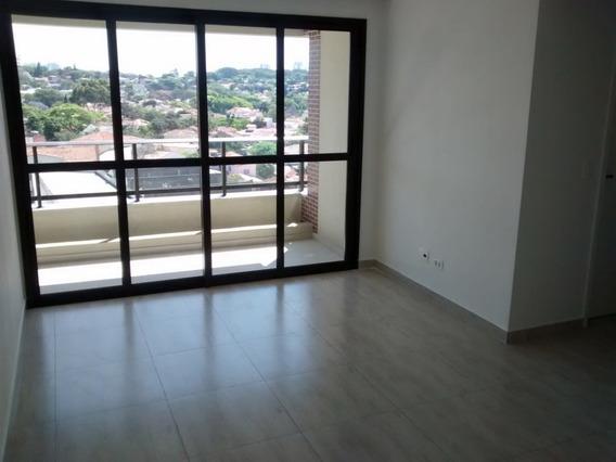 Apartamento Para Alugar No Bairro Lapa Em São Paulo - Sp. - Ms938london-2