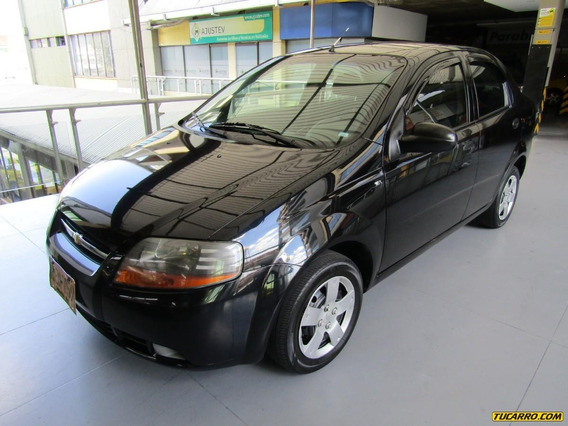 Chevrolet Aveo Mt 1600cc A.a Dh