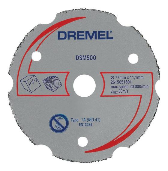 Disco De Corte Dremel Saw-max Madera-plástico