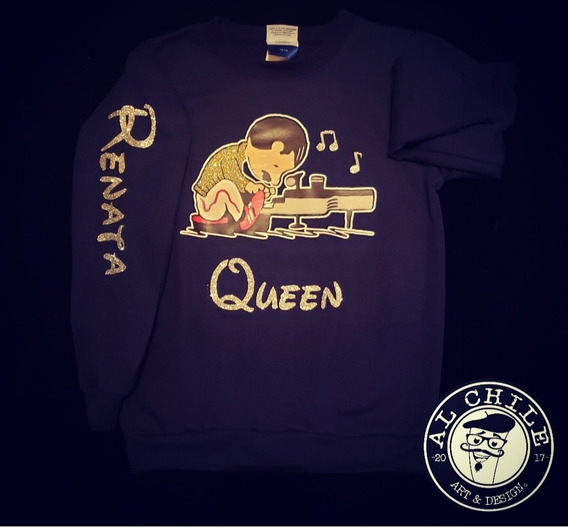 Sudadera Charly Brown, Freddy, Queen