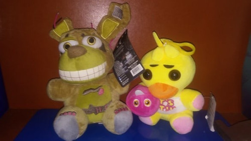 Peluche Five Night At Freddys Springtrap  + Obsequio