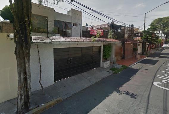 Tu Mejor Opción!! Remate Bancario Casa En Coyoacan