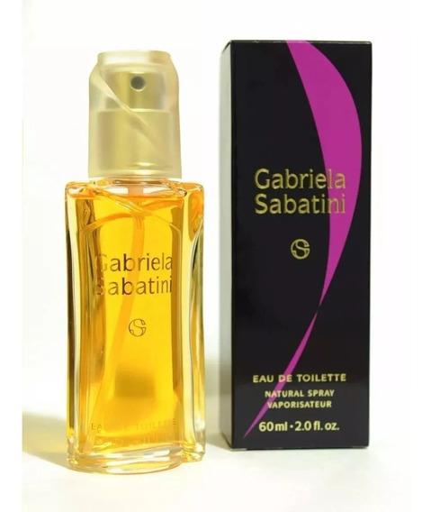 Perfume Gabriela Sabatini Feminino Edt 60ml Original