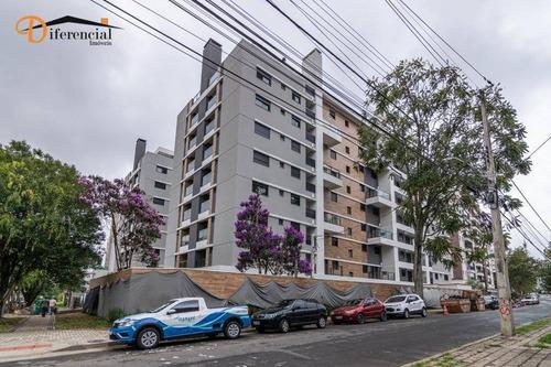 Cobertura À Venda, 78 M² Por R$ 699.000,00 - Vl Izabel - Curitiba/pr - Co0293
